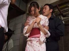 Natsume Inagawa kidnapped and ramed a lot