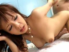 Rin Yuuki banged deeply in her ass – hot back scuttle